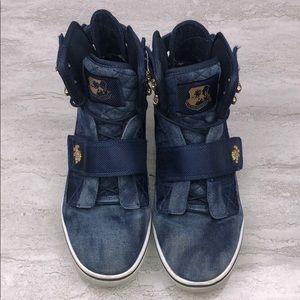 VLADO Atlas II Hightop Sneakers Size 9 Blue
